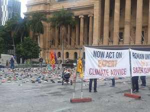 Extinction Rebellion's bizarre Handmaid's Tale protest