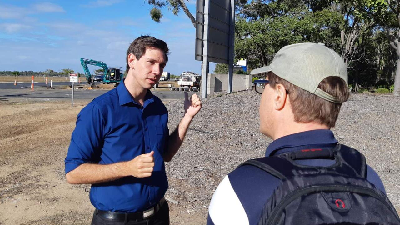 SAFETY FIRST: Labor candidate for Bundaberg Tom Smith has welcomed the various road upgrades, set to improve road safety in the region.