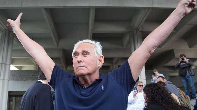 Trump commutes jail sentence of long-time friend