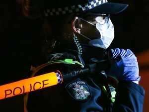 Cop shop shut after officer tests positive