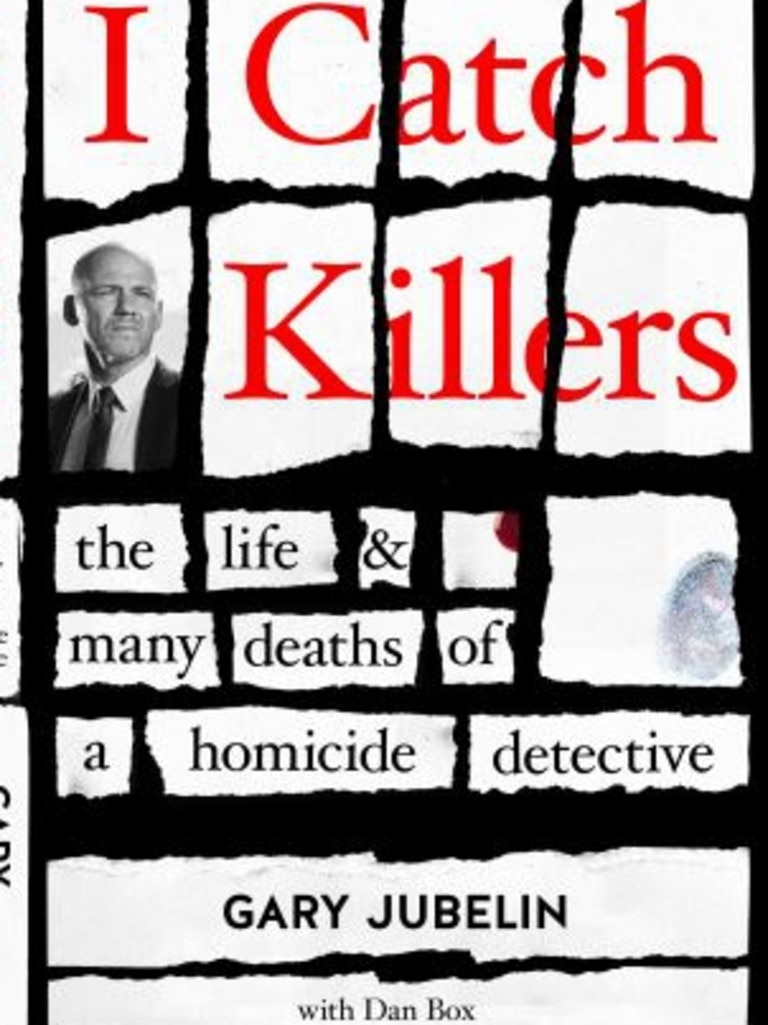 Gary Jubelin has written about his career as one of Australia's most celebrated homicide detectives.