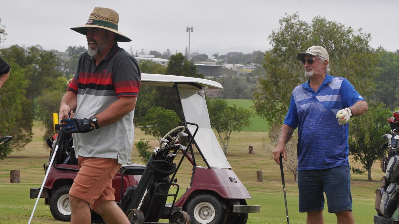 It was a busy week for Gunabul's golfers.