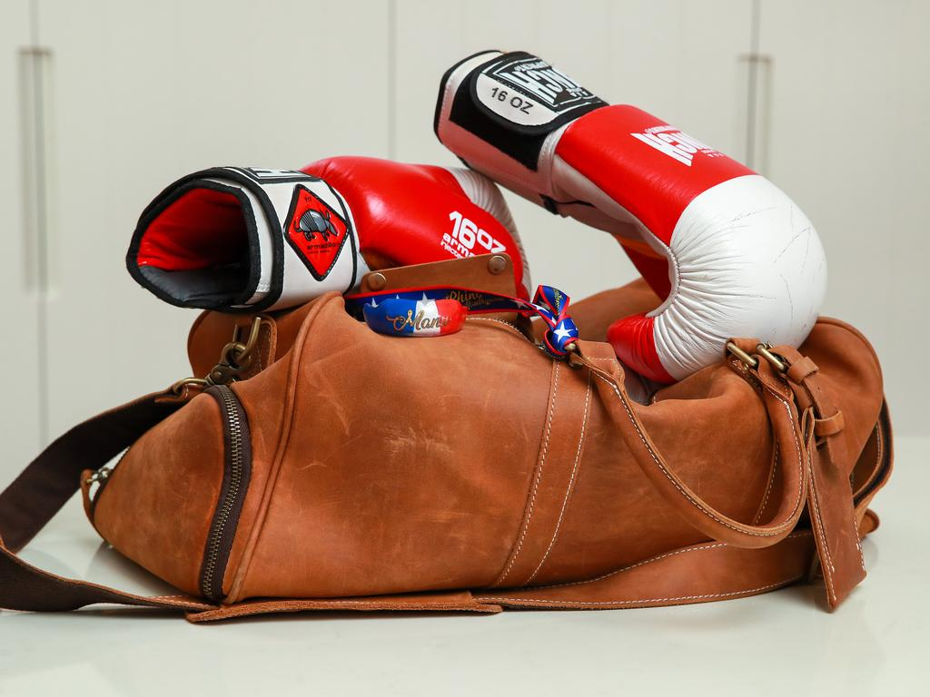 Boxing Kit.