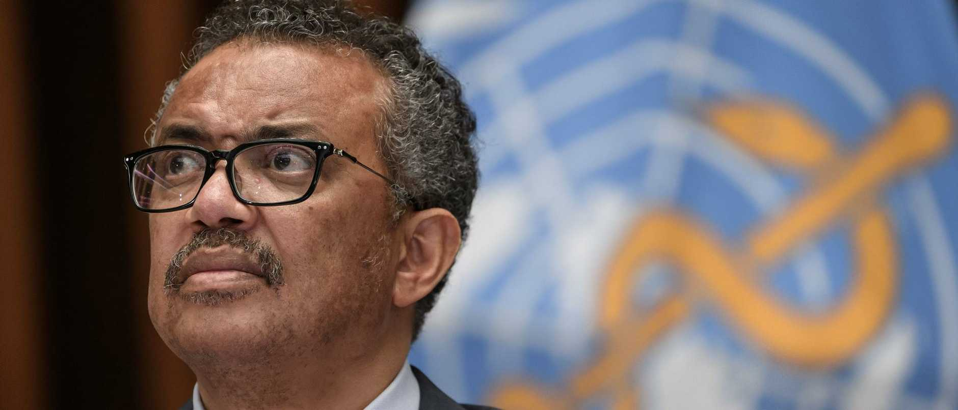 As global coronavirus cases near 12 million, the virus is accelerating out of control and getting worse, the WHO chief has warned.