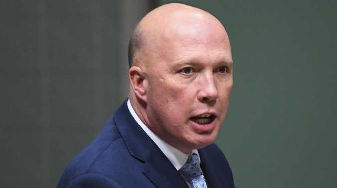 Dutton's AFP guard sacked for vulgar and racist comments