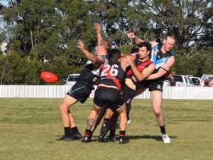 AFL season opener a tense grand final rematch