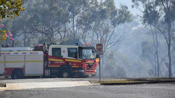 UPDATE: Fire crews monitor fire near aged care facility