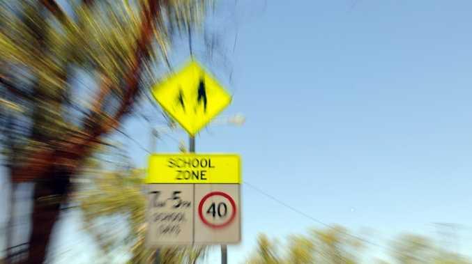 Thousands busted speeding in school zones