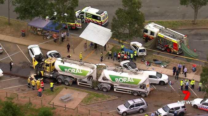 Five dead in horror weekend on NSW roads