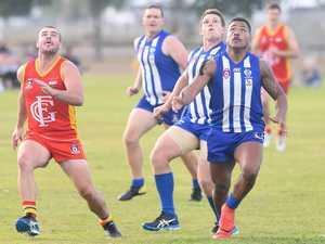 GRAPHIC CONTENT: Capra suffers 'horrific injury' in AFL game
