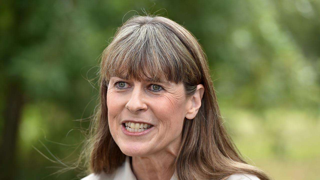Terri Irwin.