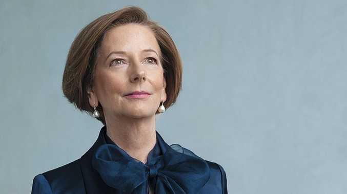 Julia Gillard is amazed her misogynyspeech still resonates