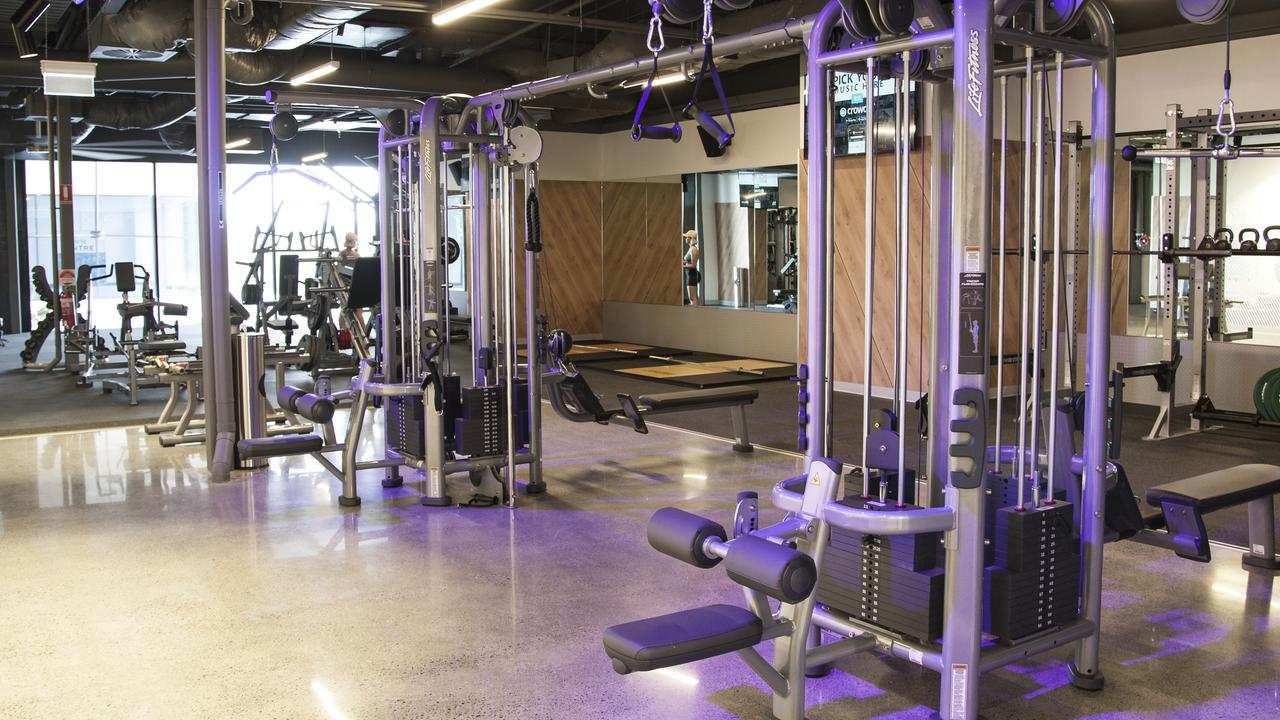 The new state of the art gym will open later this year in Coffs Harbour.