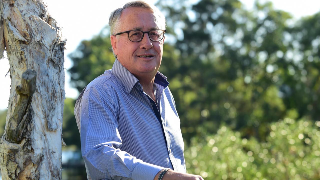 Former MP Wayne Swan.