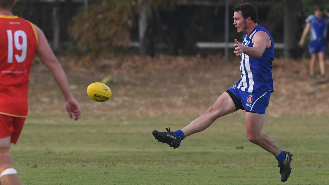 Brent Wood was one of Brothers Kangaroos best on Saturday. Picture: Jann Houley