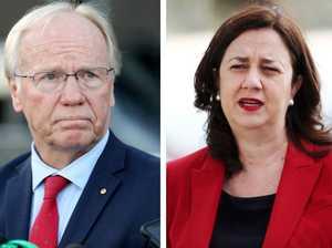 Premier fires up over Beattie advice