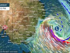Heavy seas warning for Northern NSW