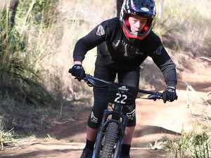 MOUNTAIN BIKING 2020 Giant Rockhampton CQ Enduro