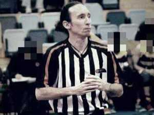 Kids basketball ref on child porn charge