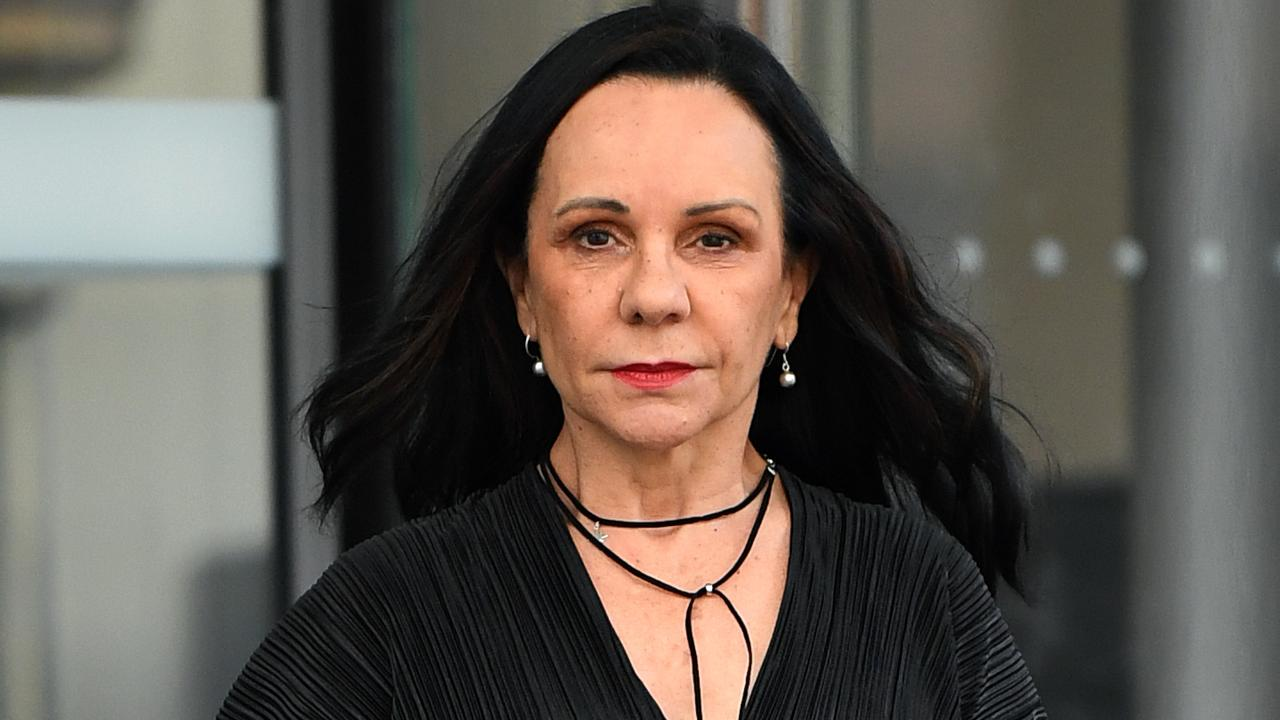 Shadow Minister for Families and Social Services Linda Burney. (AAP Image/Joel Carrett)