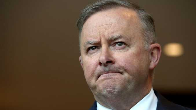 Albo's gag order on Queensland mine