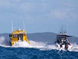 Family's terrifying close call in near-sinking at GKI