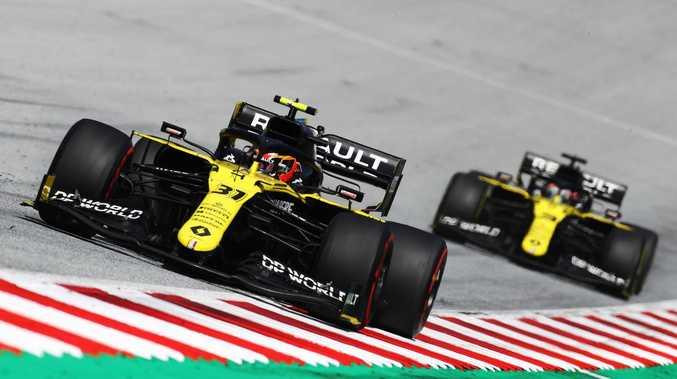 Ricciardo burned by 'desperate' move