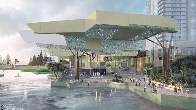 '$120m by Christmas' to deliver entertainment centre