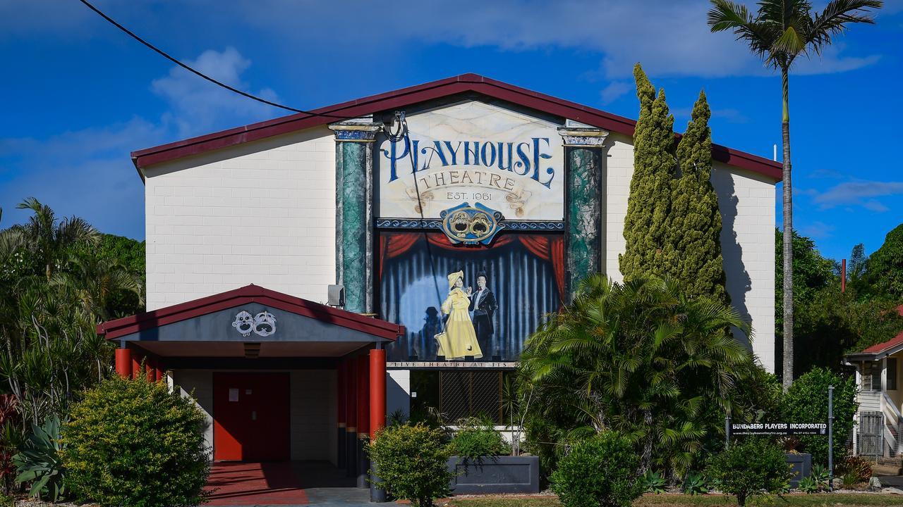 Bundaberg Playhouse Theatre.