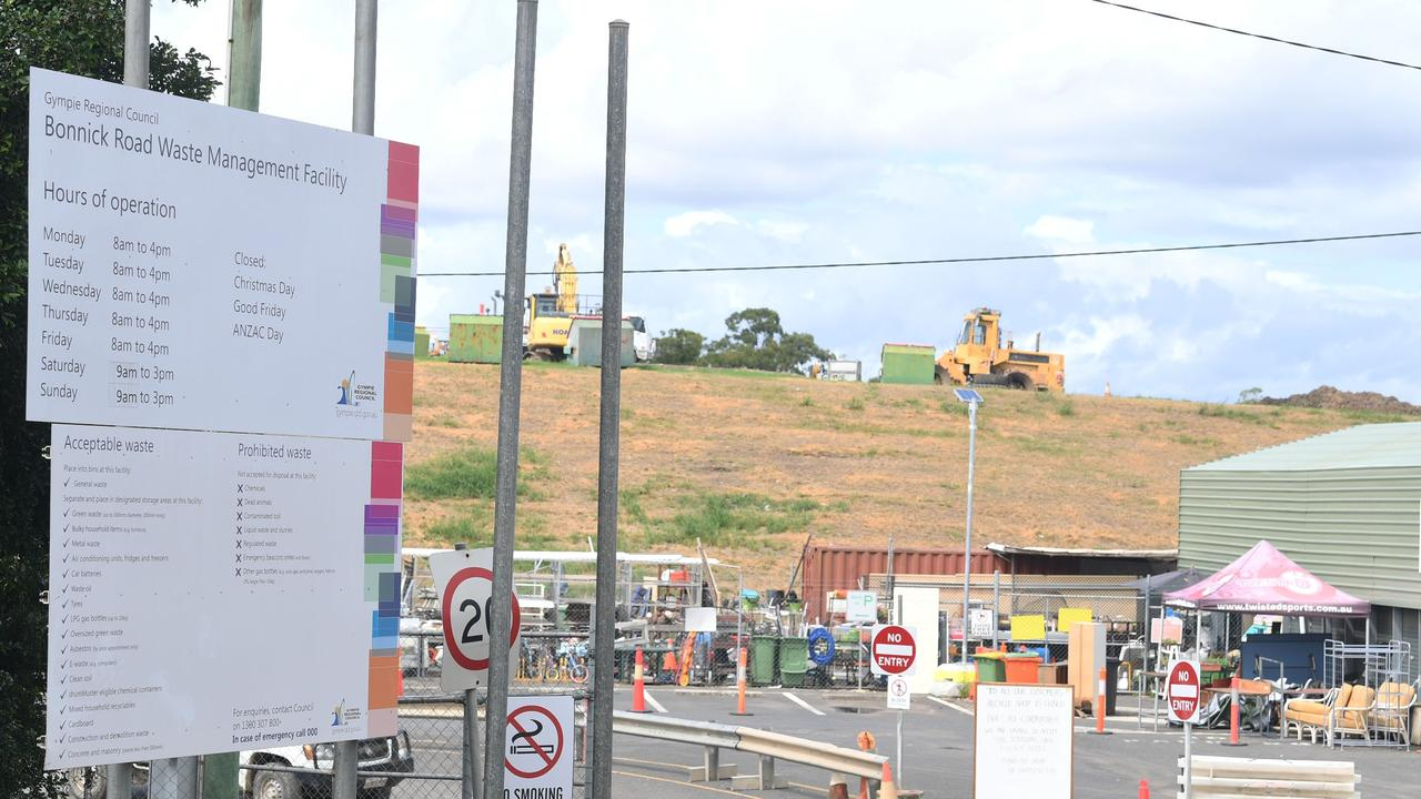 Bonnick Rd's lifespan will run out in a few years.