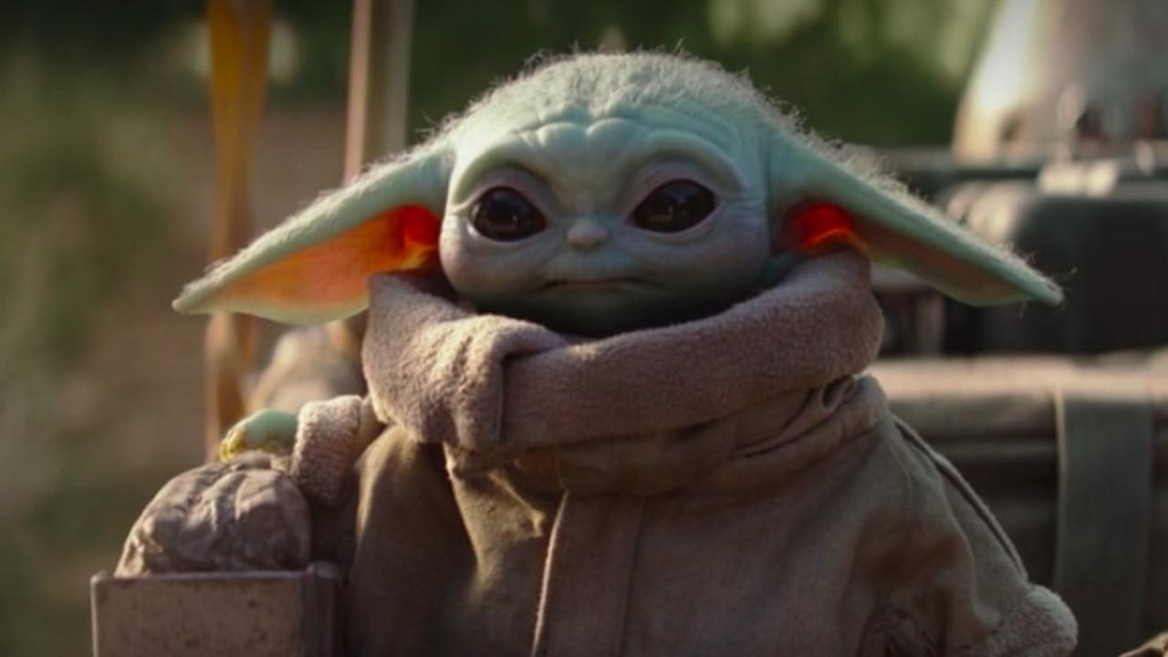 We want Baby Yoda on the Gold Coast.