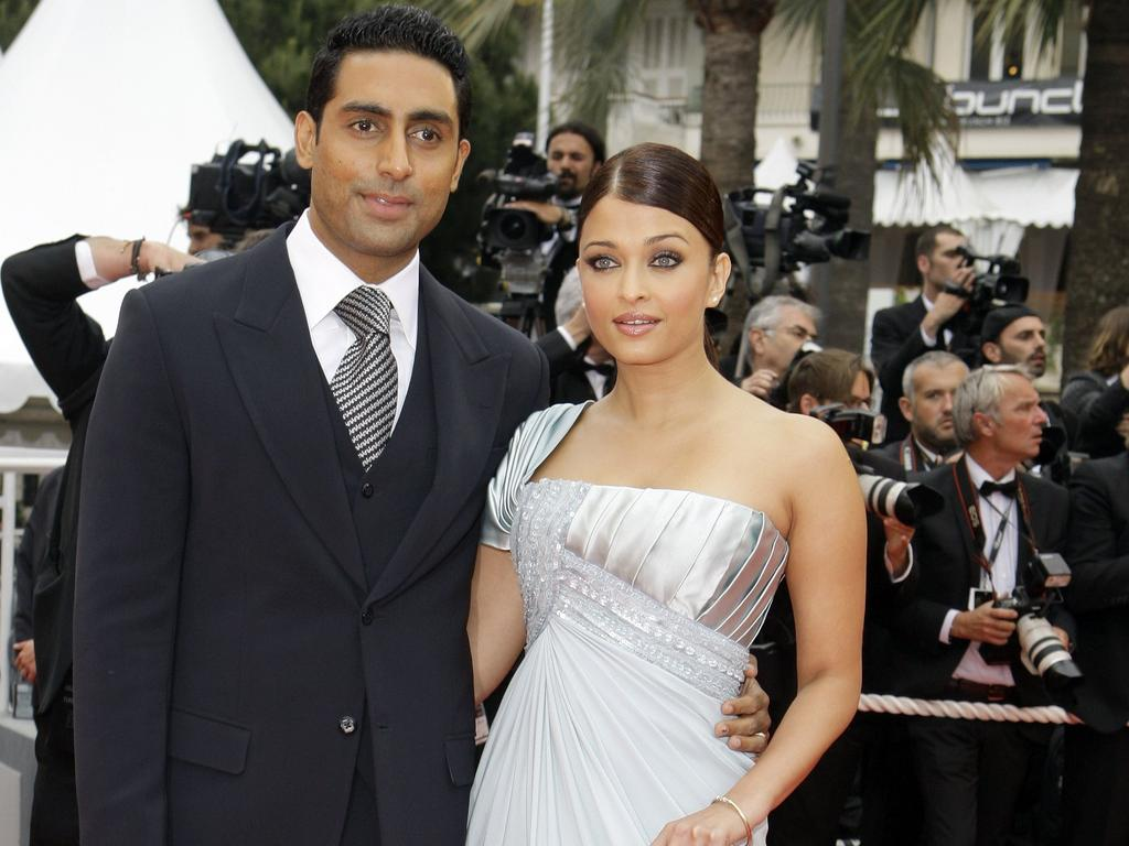Abhishek Bachchan and Aishwarya Rai married in 2007.
