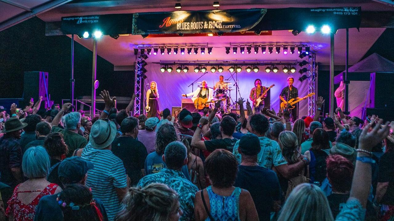 BACK ON STAGE: Agnes Blues Roots and Rock Festival Performer Expressions of Interest are now open. Photo: Wezzy Cruze.