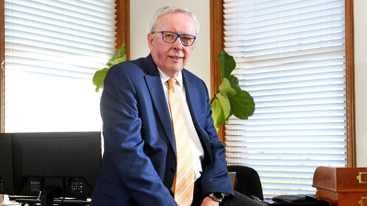AMAQ President Dr Chris Perry.