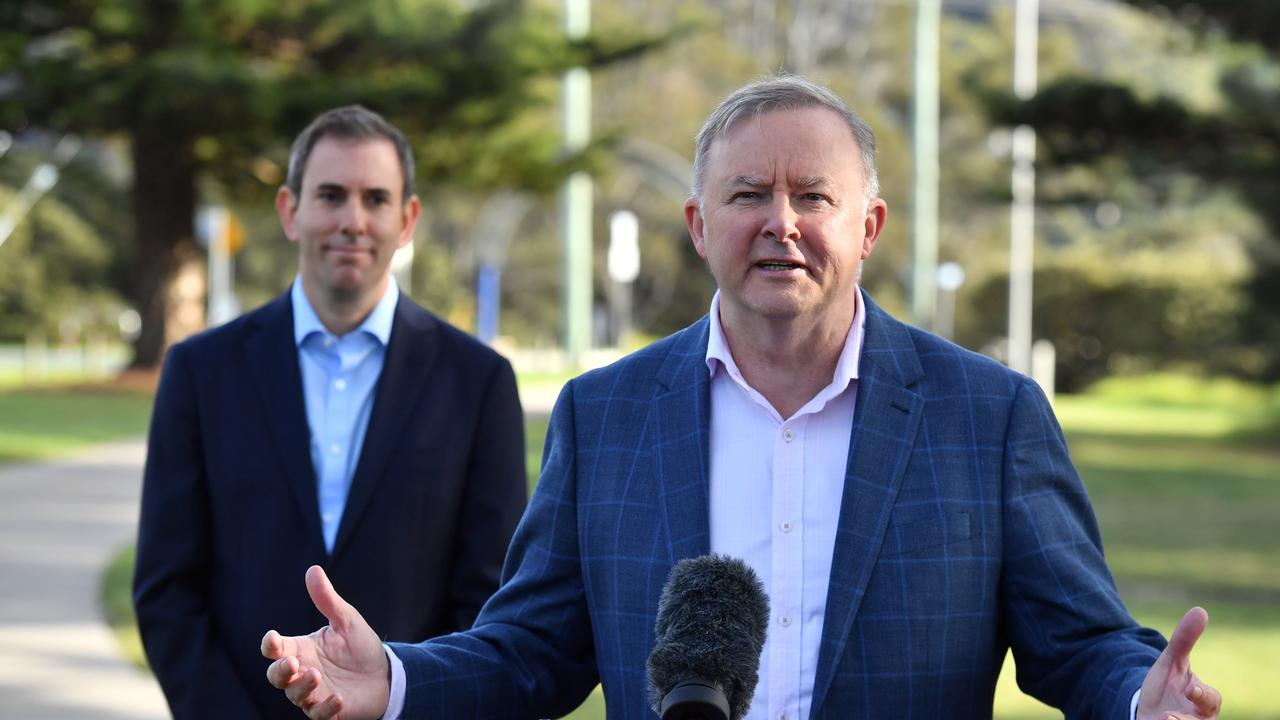 Shadow Treasurer Jim Chalmers and Leader of the Opposition Anthony Albanese want the Coalition Government to ensure there was enough support in place for regional Queenslanders during the economic recovery phase.