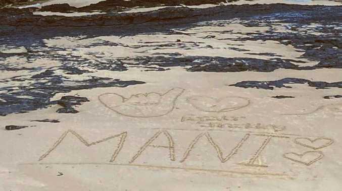 'Godspeed Mani dude': tributes flow after fatal shark attack