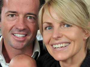 TV host's heartbreak over sick daughter