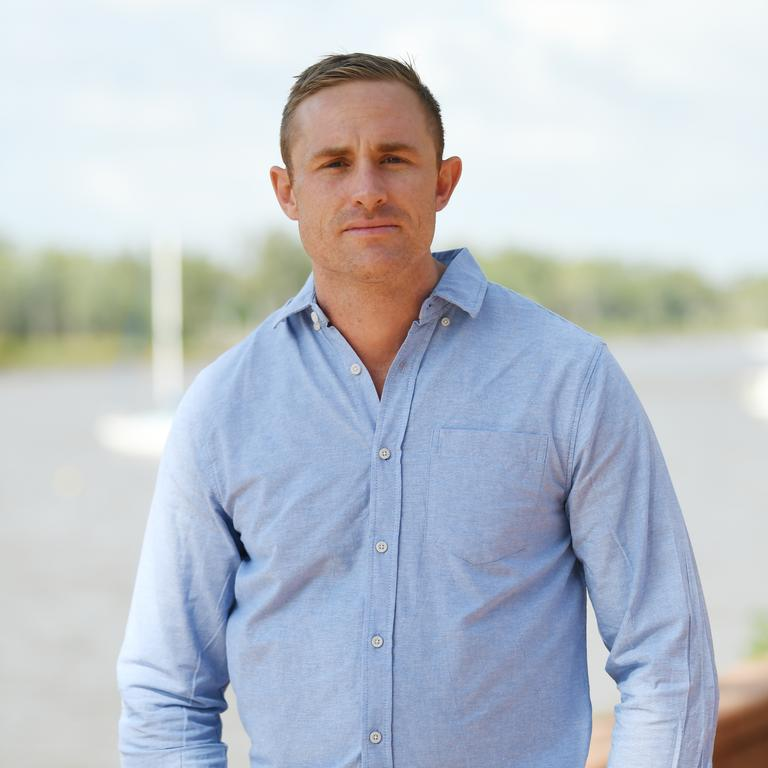 One Nation candidate Torin O'Brien would like to see medicinal marijuana added to the Pharmaceutical Benefits Scheme (PBS) register.