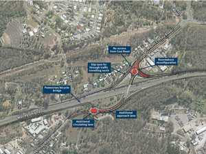 Community urged to have say on Mount Crosby Rd interchange