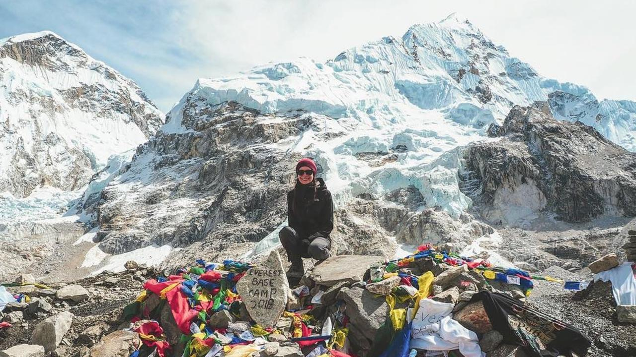Vanguard Health senior medical officer Karolina Kerkemeyer is providing free mobile COVID-19 testing in Moranbah and surrounding Isaac region towns. She has also spent 14 days trekking through in Nepal and has climbed to a Mt Everest base camp.