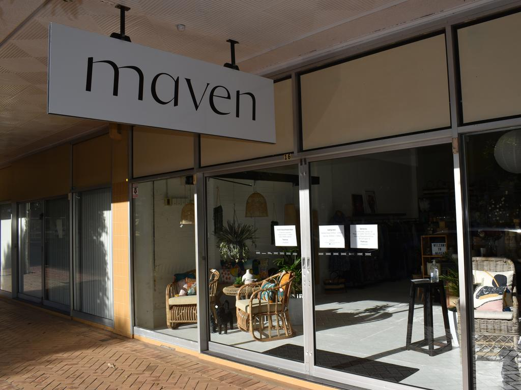 REOPENED: Maven Store is back and has a new focus since its reopening.