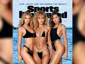 Sports Illustrated unveils triple threat