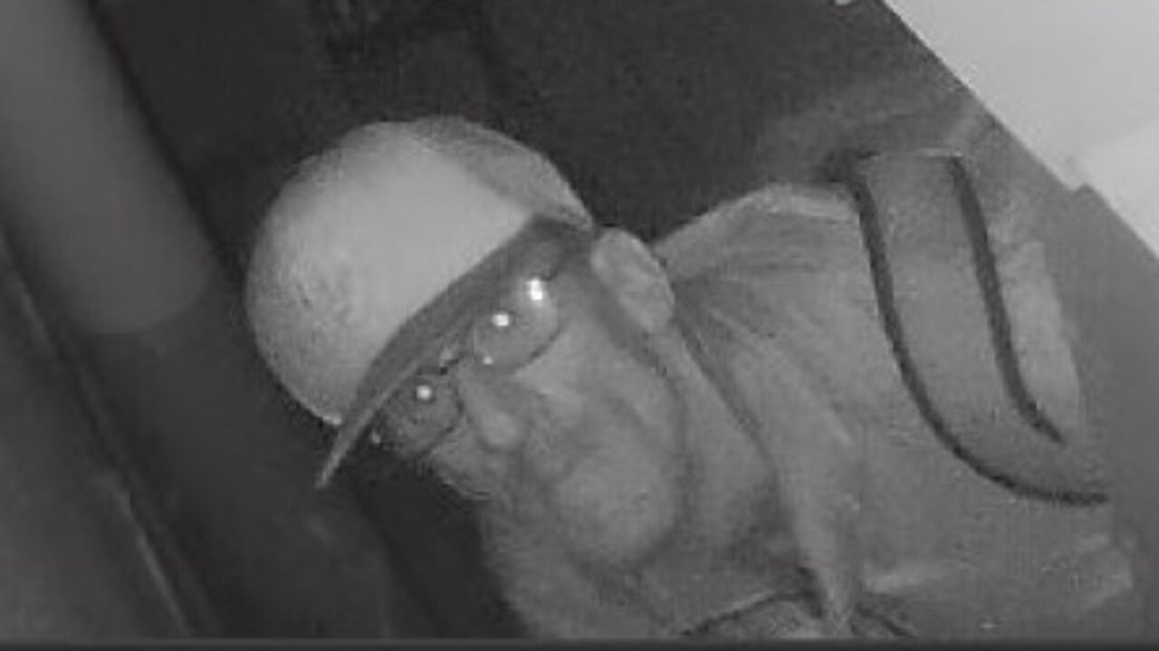 Police are seeking help to identify this man in relation to a Torquay break-in.