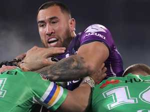 Storm eager to 'stamp authority' against Titans on Coast