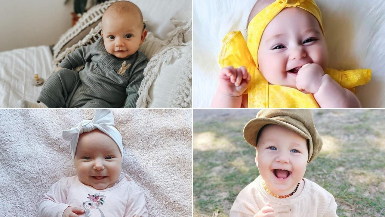 Voting has opened for this year's Sunshine Coast Daily cutest baby competition!
