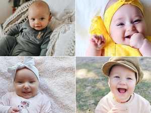 VOTE NOW: Sunshine Coast's cutest babies 2020