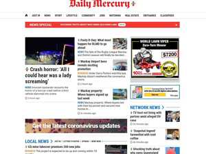 WATCH: Your guide to reading the Daily Mercury online