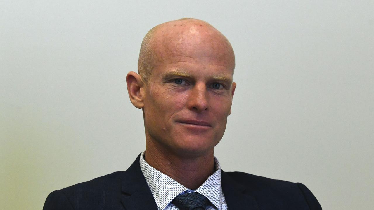 Mayor Glen Hartwig