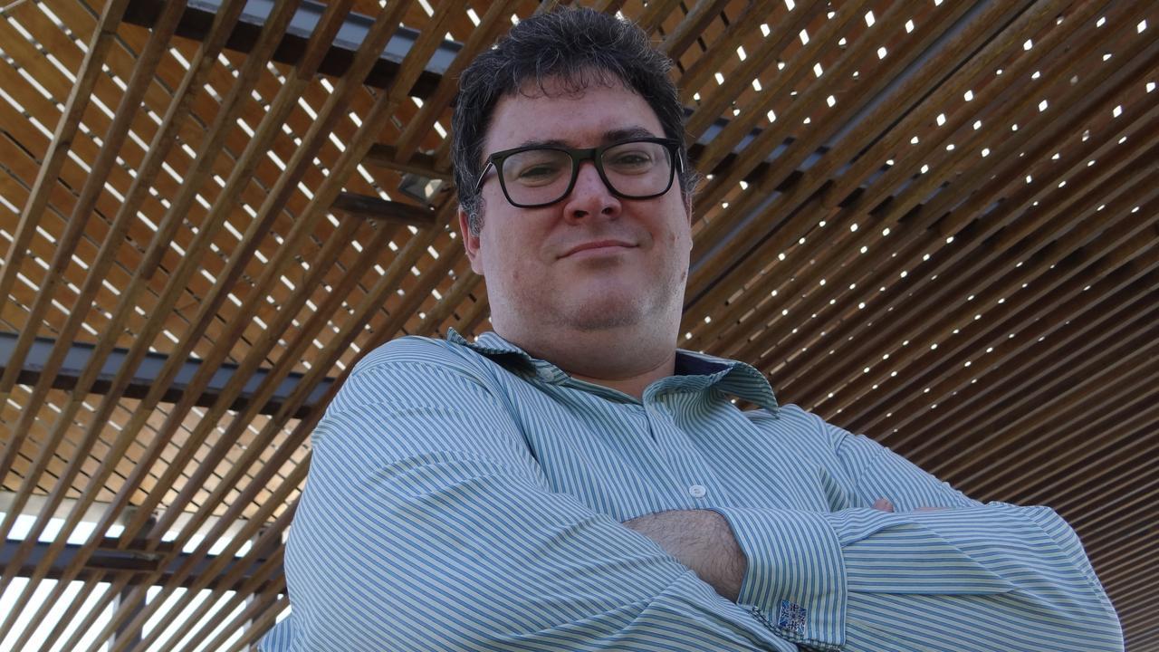 Dawson MP George Christensen. Picture: Zizi Averill