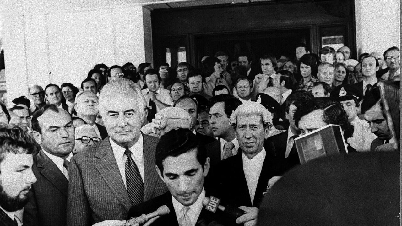 1975 Dismissal